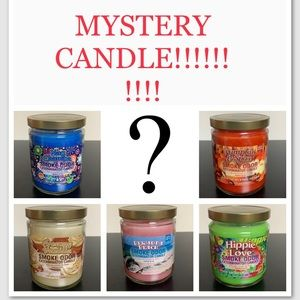 MYSTERY CANDLE Smoke Odor Exterminator Candle